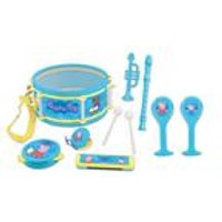 Lexibook Peppa Pig 7 Piece Musical Instruments Set