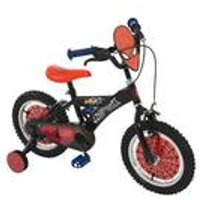 Spiderman 14 Inch Bike