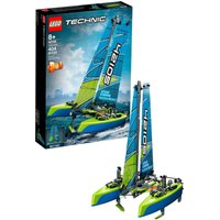 LEGO Technic Catamaran.