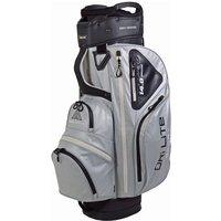 Dri Lite Sport Grey/Black Cart Bag