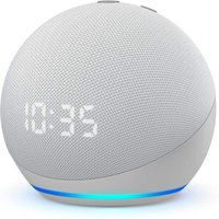Amazon All-new Echo Dot (4th generation) Smart Speaker with Clock and Alexa