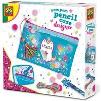 SES Creative Pom Pom Pencil Case Designer.