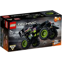 LEGO Technic Monster Jam Grave Digger.