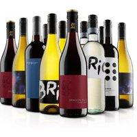 Virgin Wines Mixed Wine 12 Bottle Selection
