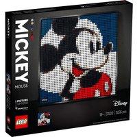 LEGO Art Disneys Mickey Mouse.