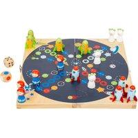LEGLER Small Foot Childrens Ludo Space Board Game.