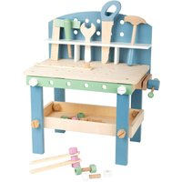 LEGLER Small Foot Childrens Nordic Workbench Compact Play Set.