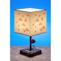 Minecraft Lamp.