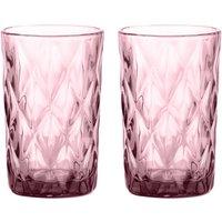 Gemstone Set of 2 Hiball Glasses.