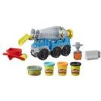 Play-Doh Cement Truck.