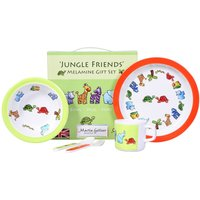 Jungle Friends 7 Piece Melamine Dining Set by Martin Gulliver.