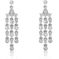 Espree Elite Fashion Crystal Chandelier Earrings