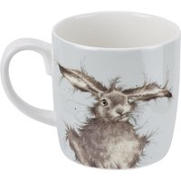 Royal Worcester Wrendale Hare Brained Large Mug.