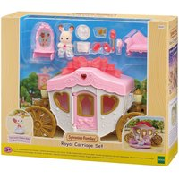 Sylvanian Families Royal Carriage Set.