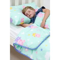 Peppa Pig Dreamer Coverless Reversible Duvet 4.5 Tog