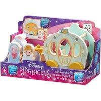 Disney Princess Cinderellas Wooden Pumpkin Carriage
