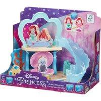 Disney Princess Wooden Ariels Undersea Grotto and Figure Playset