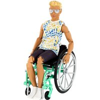 Barbie Wheelchair Ken Doll
