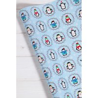 10m Penguins Wrapping Paper.