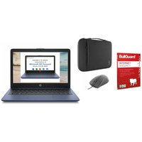 HP Stream 11.6 Inch Laptop Intel Celeron 2GB 32GB SSD Microsoft O...