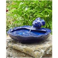 Ceramic Fish Water Feature