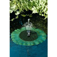 Solar Lily Floating Fountain