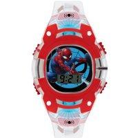 Disney Spiderman Rubber Strap Watch