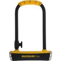 Magnum Plus MagSolid Shackle Key Lock - 115 x 230 x 14mm.
