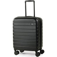 Rock Luggage Black Novo Suitcase