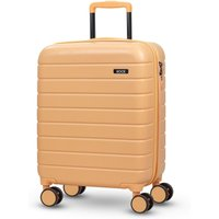 Rock Luggage Pastel Peach Novo Suitcase