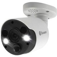 Swann 4K Bullet Face Recognition Spotlights CCTV Camera.