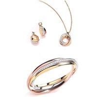 Buckley London Russian Sparkle Jewellery Set