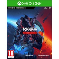 Xbox One: PRE-ORDER Mass Effect Legendary Edition