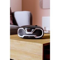 Oakcastle CD200 Bluetooth Boombox UK.