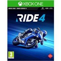 Xbox One: Ride 4