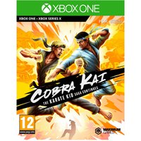 Xbox One: Cobra Kai The Karate Saga