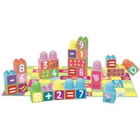 Peppa Pig Numbers and Letters Blocks Twin Pack