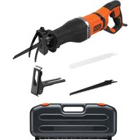 Black and Decker 750w Corded Reciprocating Saw.