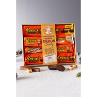 American Candy Peanut Butter Mix Reeses Hamper.