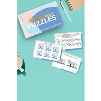 Mindfulness Puzzle Cards.