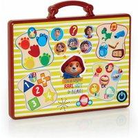 Paddington Bear Learning Suitcase