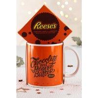 Reeses Mug and Peanut Butter Chocolates.