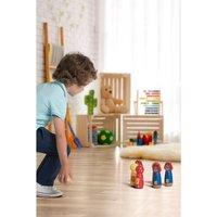 Paddington Bear Wooden Skittles