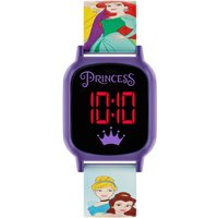Disney Princess Printed Silicone Strap Watch