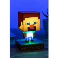 Minecraft Steve Icon Light.