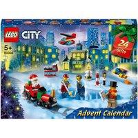 LEGO City Occasions Advent Calendar Set 60303