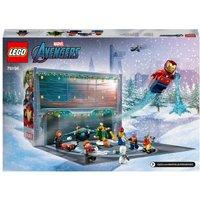 LEGO Marvel The Avengers Advent Calendar Set 76196