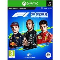 Xbox One: F1 2021
