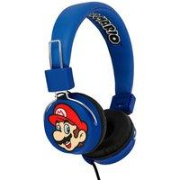 Super Mario and Luigi Teen Folding Headphones.