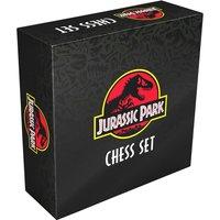 Jurassic Park Chess Set.
